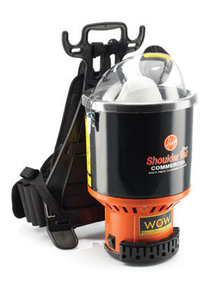Hoover C2401 Lightweight Commercial Vacuum