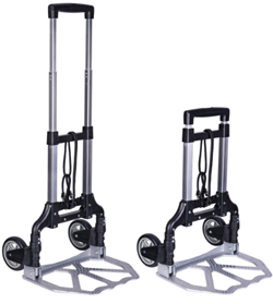 kproe folding hand truck pure blue