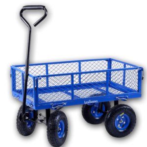 landworks 2103q044a heavy duty garden cart