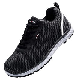 larnmern steel tow shoes for men