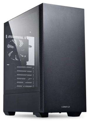 lian li midtower chassis atx computer case review
