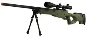 metallic mk98 bolt action sniper rifle