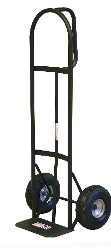 milwaukee 800 pounds capacity hand truck