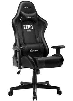 musso ergonomic adjustable gaming chair