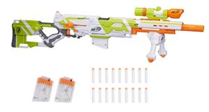 nerf modulus toy blaster longstrike