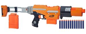 nerf n strike elite alpha trooper cs6 mission kit