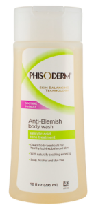 pHisoderm Anti Blemish Body Wash