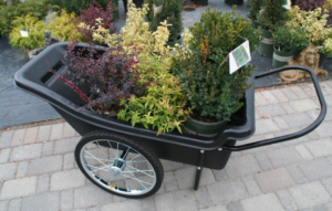 polar trailer 8376 utility garden cart