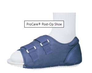 procare post op shoes
