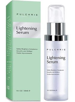 pulchrie lightning serum with kojic acid