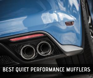 quietest performance muffler