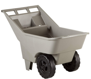 rubbermaid commercial fg130712907 lawn cart