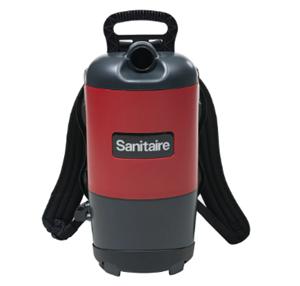 sanitaire eursc412b quiet clean backpack vacuum