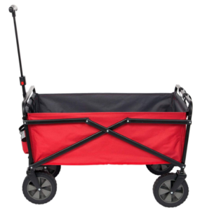 seina portable folding garden cart