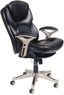 serta mid back computer chair