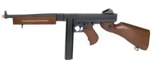 soft air thompson m1a1 aeg
