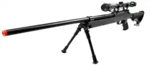 spring bolt action well m187d fps 550