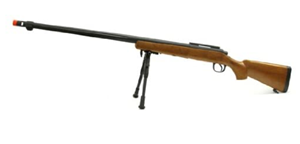 spring mb07a bolt action sniper rifle