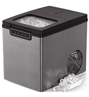 vermi portable countertop ice maker