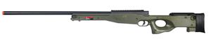 well l96 awp bolt action airsoft sniper rifle