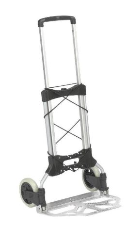 wesco 220649 steel 275pounds capacity hand truck