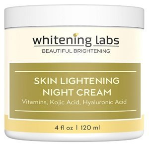 whitening lab skin lightning night cream