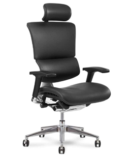 x chair office chair with headrest